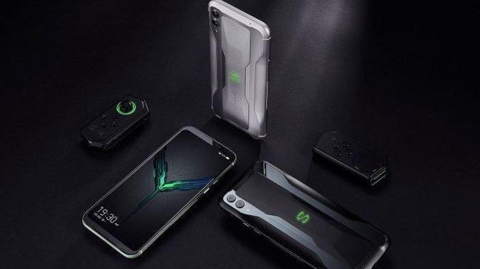 Harga Ponsel/HP Gaming Terbaru Black Shark 3 dan Black Shark 3 Pro Bulan Maret Ini