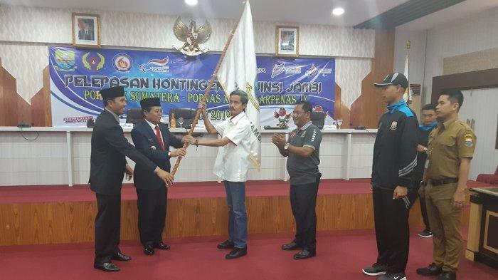 8 Cabor Amankan Atlet Jambi di PON XX Papua