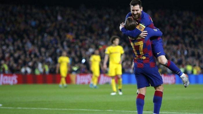 Hasil Copa Del Rey, Barcelona Taklukan Leganes 5-0, Lionel Messi Borong 2 Gol!