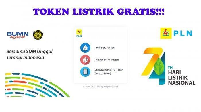 CARA Dapatkan Token Listrik Gratis Desember 2020 Login www.pln.co.id atau WA 08122123123