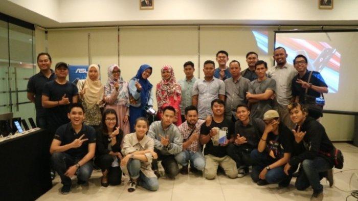 Komunitas Blogger Jambi, Bambang: Jangan Pikirkan Uangnya Dulu