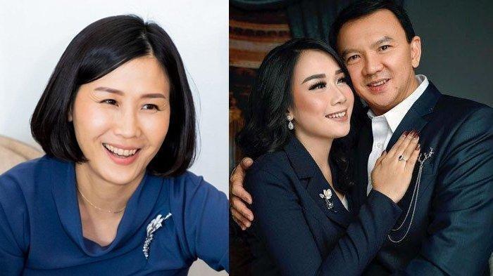 Ahok BTP, Puput Nastiti dan Veronica Tan, Semoga Bahagia di Jalannya Masing-masing