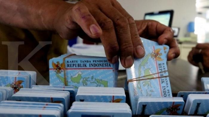 Tambahan Blangko e-KTP Belum Tersedia, Dukcapil Kota Jambi Keluarkan 50 an Suket Setiap Hari