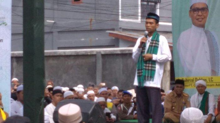 Cara Agar Doa Cepat Terkabul Menurut Ustaz Abdul Somad, Amalan Ini Dikerjakan Nabi Ibrahim
