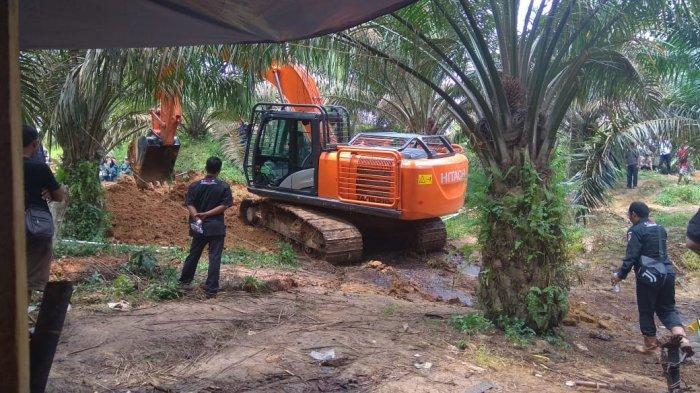 Tegas Melawan Illegal Drilling