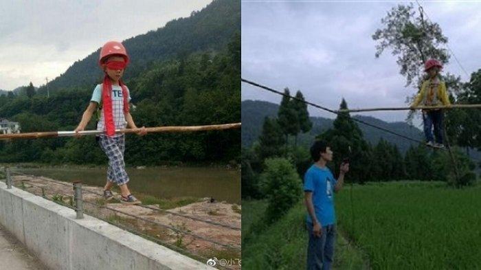 Ajak Putranya Usia 6 Tahun Minum Bir dan Bersepeda 452 Km, Seorang Ayah Tuai Kritikan