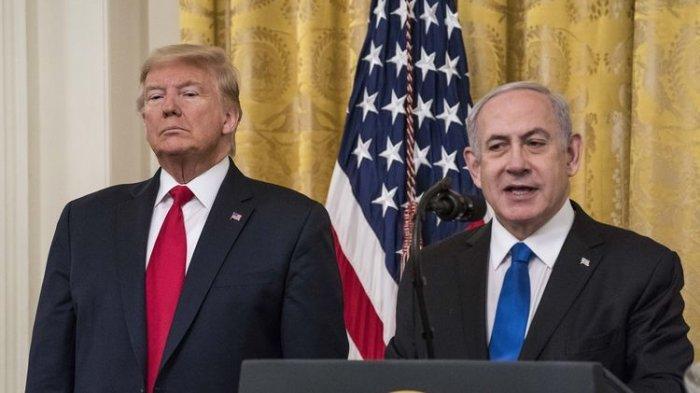 Donald Trump Goda Indonesia, Janjikan Bantuan Rp 28 Triliun Jika Mau Lakukan Ini dengan Israel