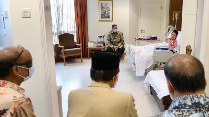 Makin Memburuknya Kondisi Ani Yudhoyono, Masuk ICU hingga Dapat Doa Langsung dari Depan Kabah