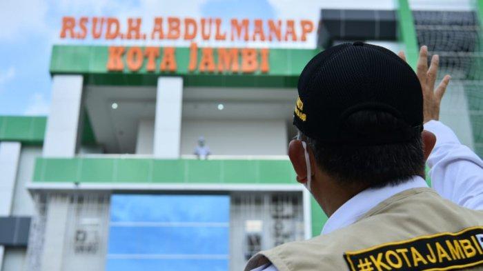 BREAKING NEWS Tiga Petugas Medis IGD RSUD Abdul Manap Positif Covid-19