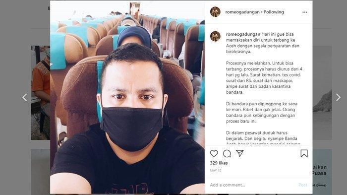 Mudik ke Aceh & kembali Lagi ke Jakarta, Pemudik Cerita Ribetnya Urus Surat 'Nggak Usah kemana-mana'