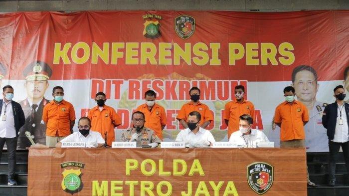 Bosnya Sudah Ditangkap, 4 Anak Buah John Kei Ketakutan dan Akhirnya Menyerahkan Diri ke Polisi