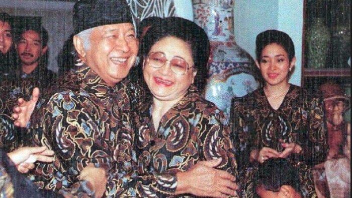 Kejadian Janggal Sehari Jelang Bu Tien Wafat, Soeharto Ternyata Telah Merasakan Tanda-tandanya