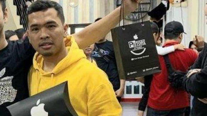 Siapa Sebenarnya Putra Siregar? Pemilik PS Store yang Banyak Kenal Artis Terkenal, Ditangkap DJBC