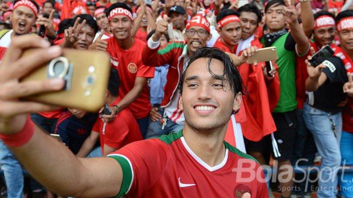 Jelang Laga Tranmere Rovers vs Liverpool, Nama Punggawa Timnas Ezra Walian Digaungkan Netizen