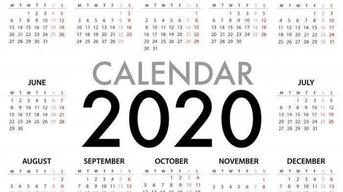 Jadwal Cuti Bersama Natal dan Tahun Baru 2020