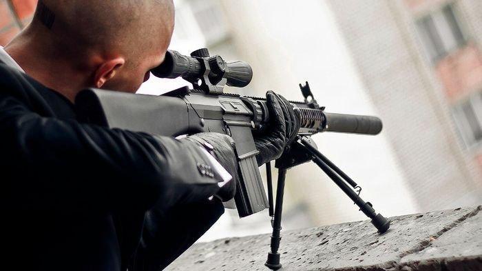 Seorang sniper