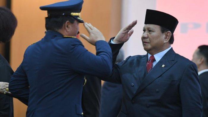 Beredar Susunan Kabinet Baru Jokowi, Hadi Tjahjanto Jadi Menhan, Nasib Prabowo? 18 Daftar Reshuffle