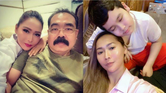 Inul Daratista, Adam Suseno dan anaknya
