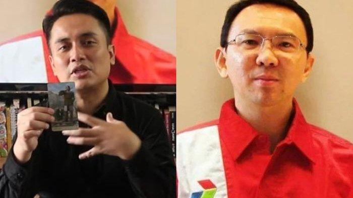 Muncul 5 Kartu Pedang, Denny Darko Ramal Nasib Ahok BTP di Pertamina: Gagal & Tak Berhasil Memimpin