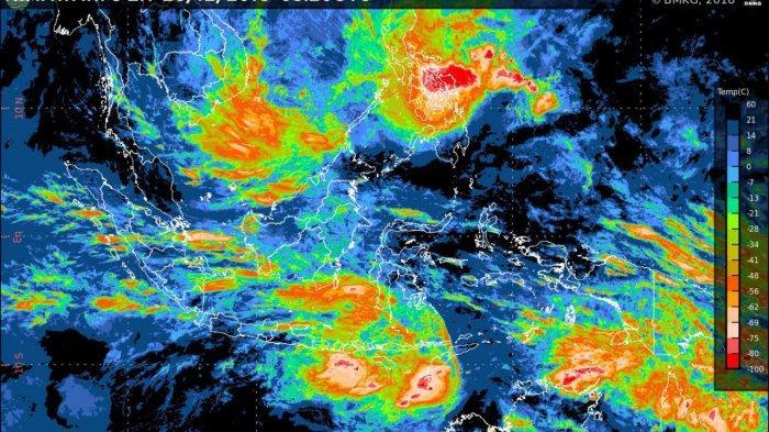Peringatan Dini BMKG Besok Jumat 23 Agustus: Cuaca Buruk dan Gelombang Tinggi Landa Indonesia