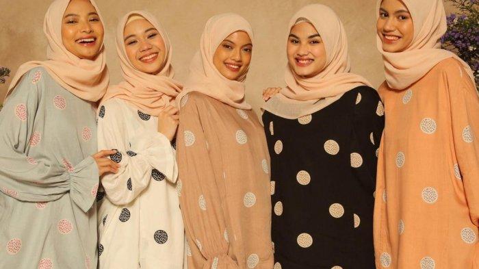 Leana Luncurkan Busana Muslim Untuk Ibu Menyusui Agar Tetap Tampil Stylish dan Modis