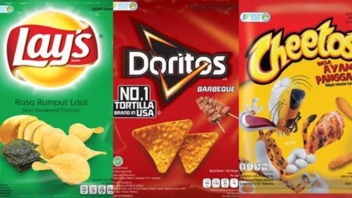 Penyebab Snack Cheetos, Lays dan Doritos Berhenti Produksi di Indonesia, Soal Perjanjian Lisensi?