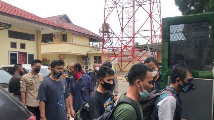 32 Tahanan Hakim Dipindah ke Lapas Dari Rumah Tahanan Sementara