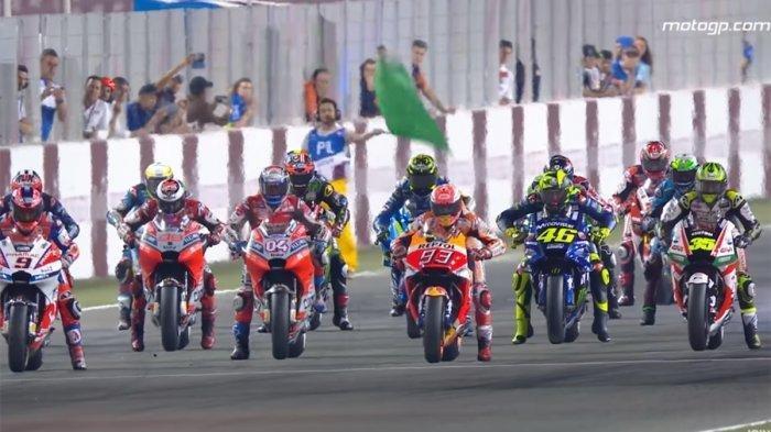 Nonton Live Streaming MotoGP Amerika 2019, Dini Hari Ini Siaran Langsung di Trans7