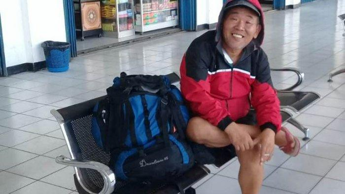 BREAKING NEWS Diturunkan di Terminal, WNA Korea Selatan Ini Akan Diisolasi di RSUD Sarolangun