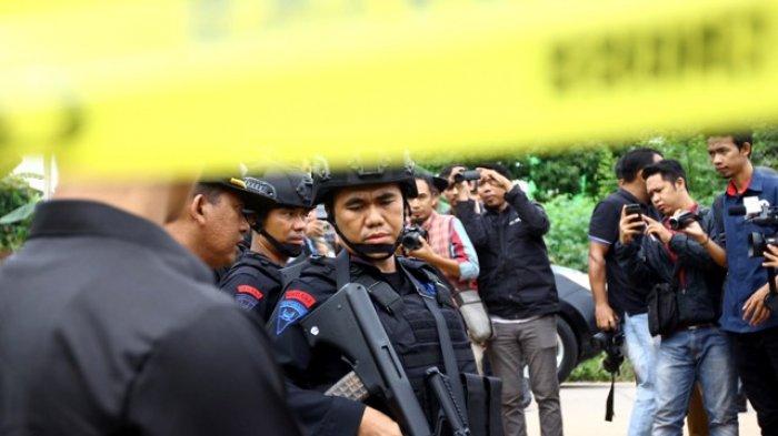 Kronologi Terduga Teroris Tikam Anggota Densus 88 Anti Teror di Jambi, Sempat Terjadi Pergumulan