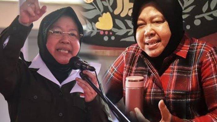 Jokowi Besok Panggil  Calon Menteri, Adakah Nama Walikota Surabaya Tri Rismaharini?