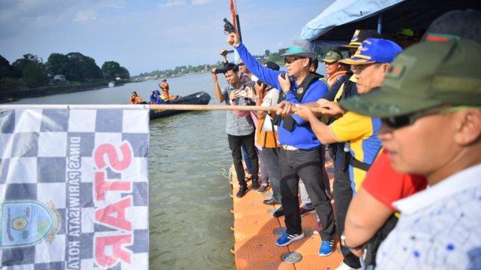Penuhi Janji, Fasha Buktikan Danau Sipin Jadi Objek Wisata Menjanjikan