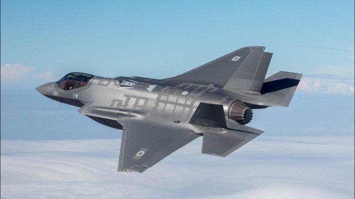 Pesawat Siluman F-35 AS Tak 'Terlihat' Musuh, Namun Justru Terdeteksi Situs Penerbangan Sipil