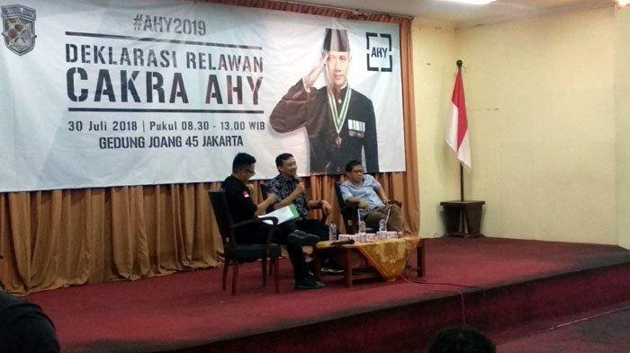 AHY Disamakan dengan Pendiri Bangsa Soekarno dan M Hatta Oleh Andi Mallarangeng