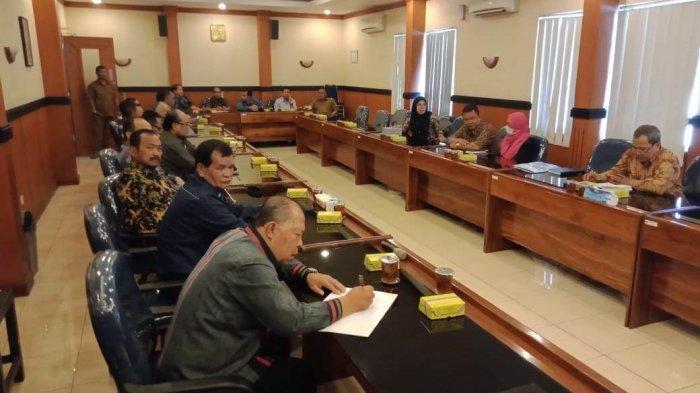 Bahas Ranperda, DPRD Kota Sungai Penuh Studi Bading ke Yogyakarta
