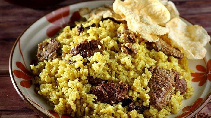 Resep Nasi Kebuli Daging Sapi, Dijamin Jadi Rebutan!