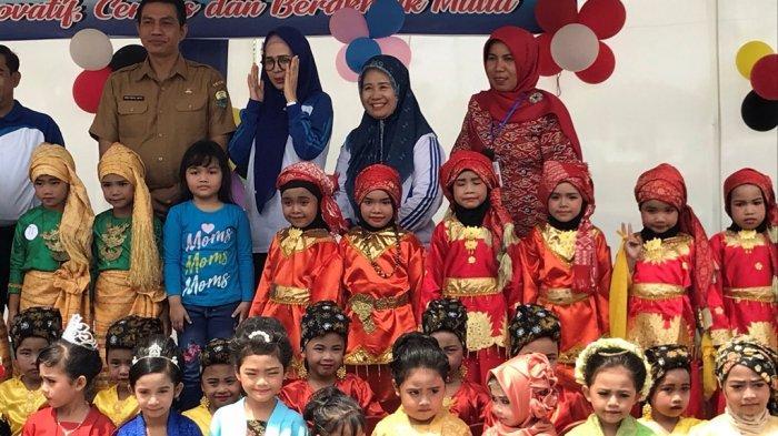 Usia Emas, Sekda Muarojambi Minta Pembelajaran Anak PAUD Bisa Lebih Baik