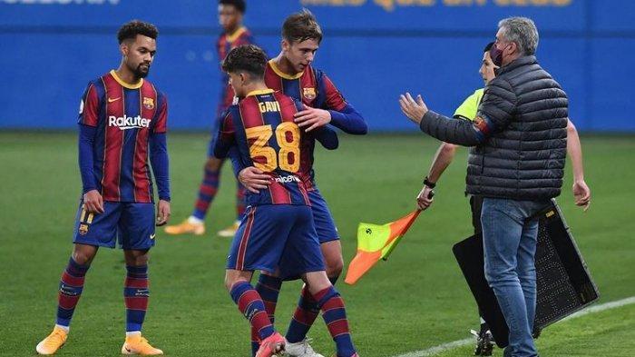 Hasil Liga Spanyol, Catatan Pertandingan Barcelona Bermasalah Di Lini Pertahanan