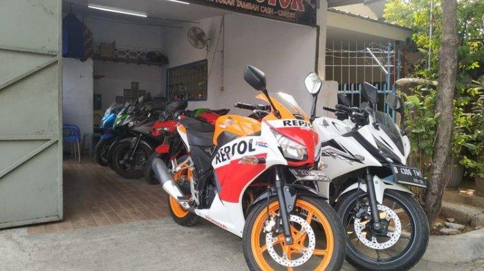 Harga Motor Bekas Sport Full Fairing 150cc - Suzuki GSX, Honda CBR150, Yamaha R15