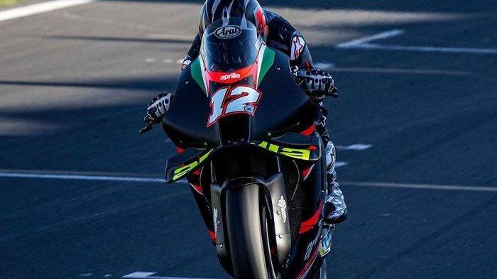 Maverick Vinales Absen pada MotoGP Americas 2021, Aprilia Berikan Waktu Vinales Berkabung