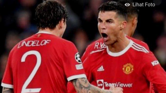 Rekor Cristiano Ronaldo Bertambah usai Man United Kalahkan Villarreal dengan Skor 2-1