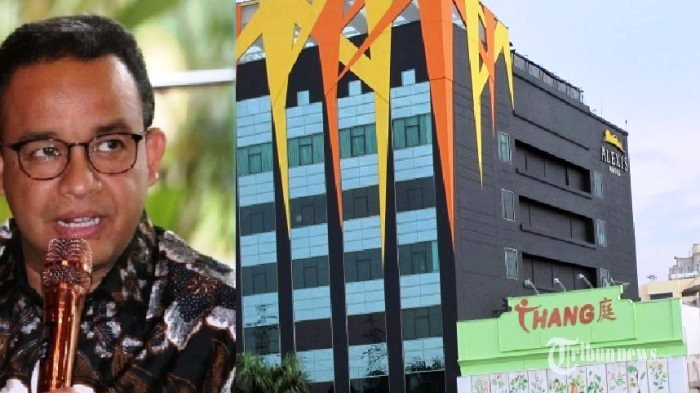 Hotel Alexis Sebelum Ditutup Anies Baswedan - Surga Dunia sampai 'Wanita Impor'
