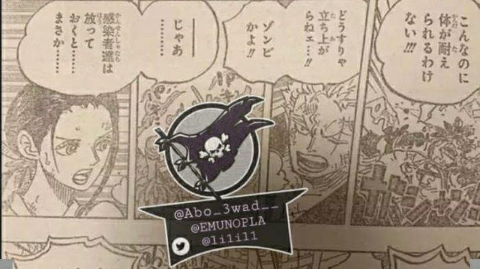 Spoiler One Piece 994 - Nasib Kiku Setelah Tertebas Kaido, Chopper Mengejar Apoo untuk Penawar