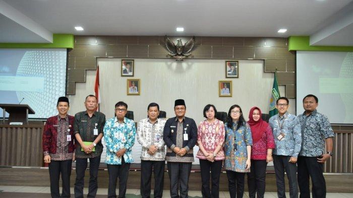 Diaudit BPK, Maulana Ingin Kota Jambi Dapat WTP