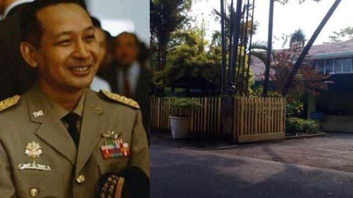 Rumah Cendana setelah kepergian Presiden Soeharto