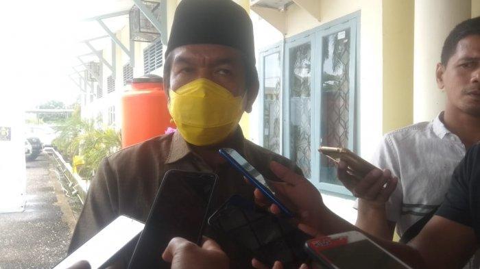 Tantowi Jauhari Minta Instansi Terkait di Sarolangun Lebih Gencar Capai Target Vaksinasi Covid-19