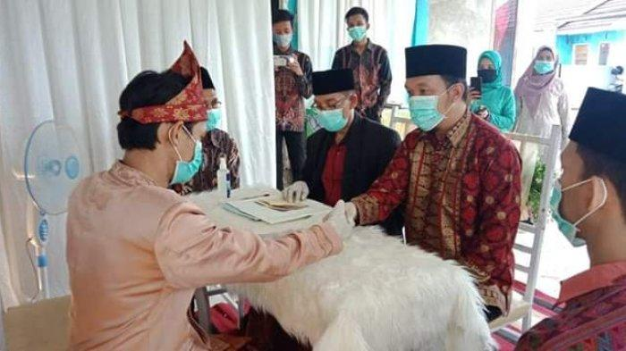 Lagi Masa Pandemi Covid-19, Ini Syarat Gelar Pesta Pernikahan di Batanghari