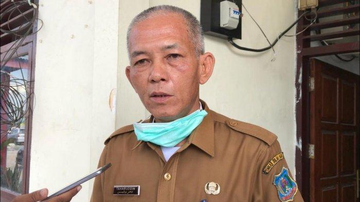 Juru Bicara Pencegahan dan Penanggulangan Covid-19 Pemerintah Kabupaten Tanjung Jabung Barat, Taharuddin.