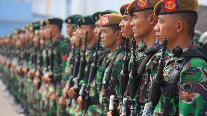 Ilustrasi Anggota TNI