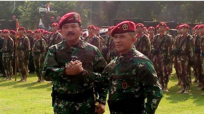 Ini Pesan Panglima TNI Marsekal Hadi Tjahjanto Pada Prajurit TNI di Pilkada Serentak 2020